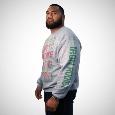 MUTHA FU*KIN UGLY HOLIDAY SWEATSHIRT
