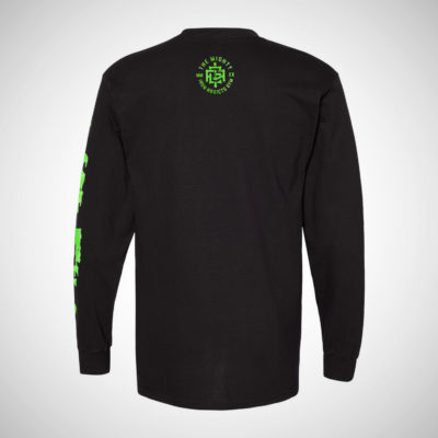 I'M A MUTHA FU*KIN MONSTA LONG SLEEVE TEE